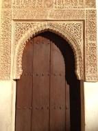 Door in the sun