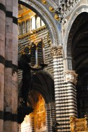 Little Angel in the Cathedral of Siena