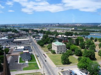 Explore Sault St. Marie in Michigans's Upper Peninsula