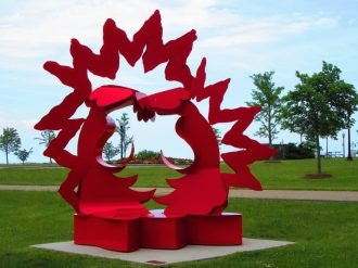 Kenosha Lakefront Sculptures