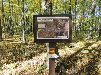 Walla Hi segment of the Ice Age Trail