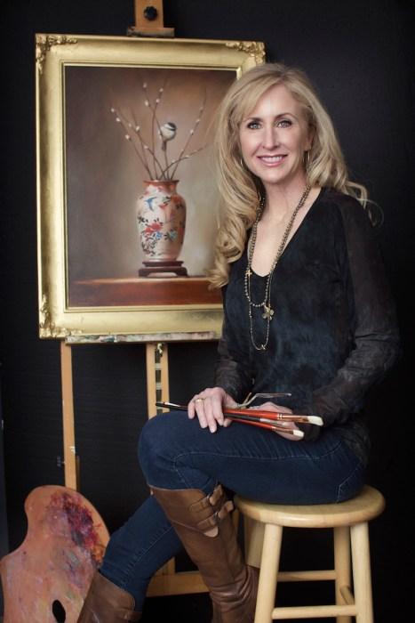 American artist Lori McNee