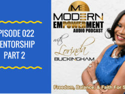 Modern Empowerment with Lorinda Buckingham