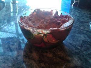 Roast Eggplant Dip