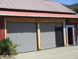 Mosby Winery