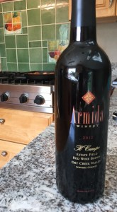 Armida Winery 2012 Il Campo (Zinfandel and Petite Sirah field blend), Dry Creek Valley