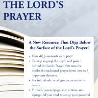The Lord's Prayer Made Simple! A New, Easy, and FREE Resource!