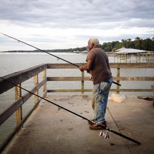 A Gulf Coast Fisherman