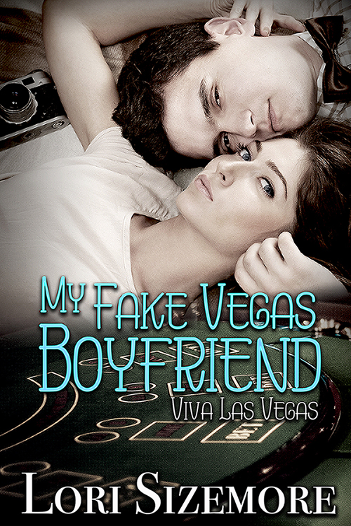Book Cover: My Fake Vegas Boyfriend