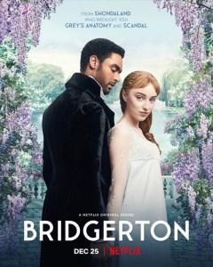 Bridgerton Promo Image from Netflix