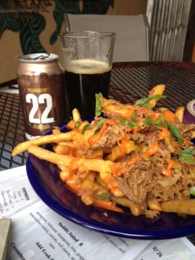 Epic Fries & Big Bend Beer