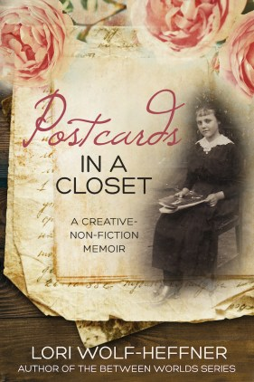 Cover of Postcards in a Closet, by Lori Wolf-Heffner