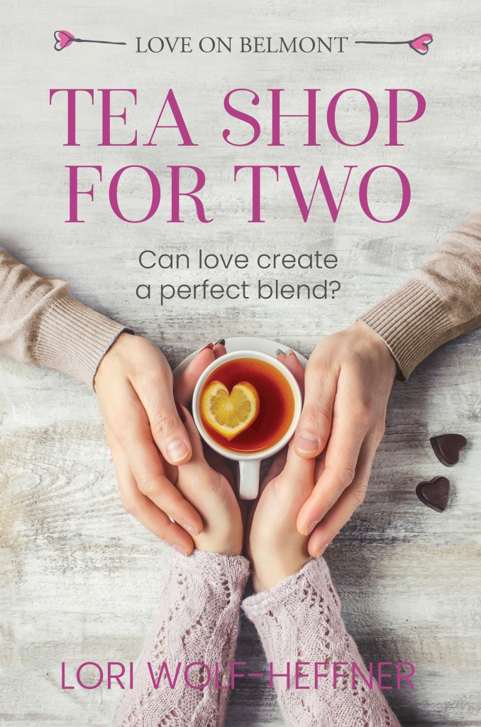 Cover for Love on Belmont: Tea Shop for Two