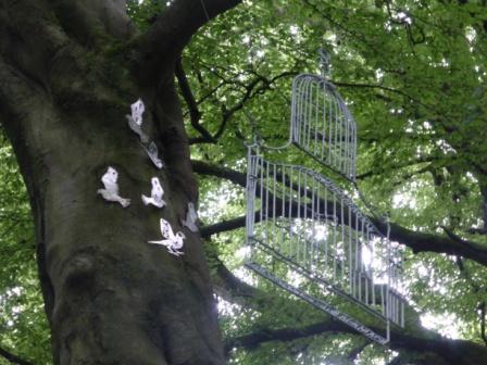 Victorian Birdcage, Marjan Wouda
