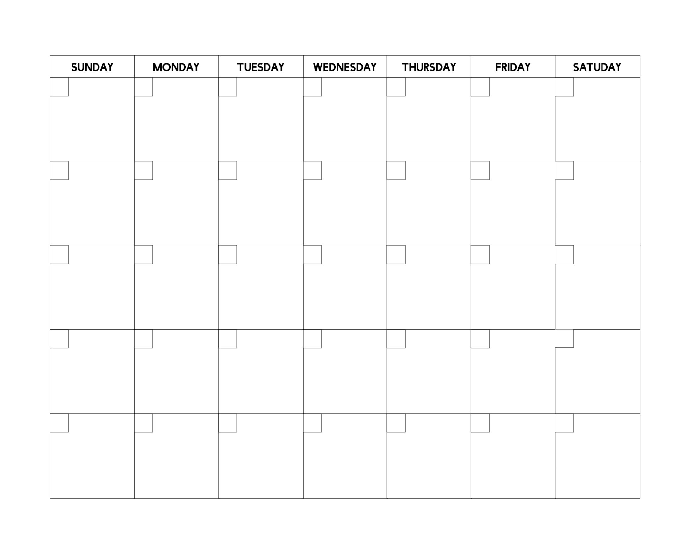 Free pdf calendar 2021 is the well formatted monthly calendar templates to print and … Blank Calendar To Fill In   Example Calendar Printable