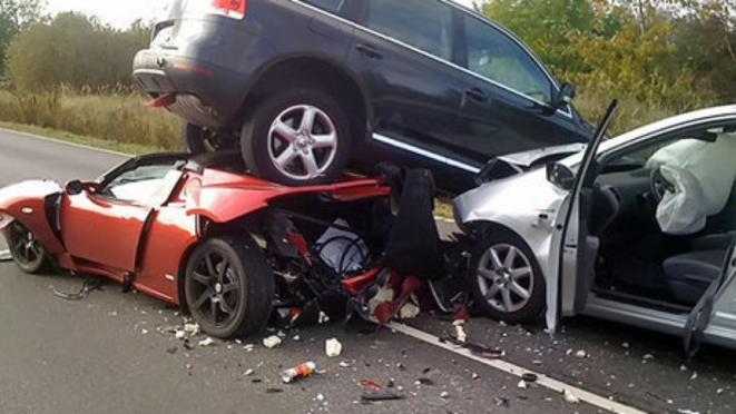FALLECIDO ACCIDENTES COCHE