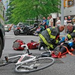 DISTRACCIÓN DEL CONDUCTOR: LA MAYOR CAUSA DE ACCIDENTES ENTRE COCHES Y CICLISTAS