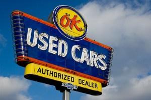 comprar un vehículo en España