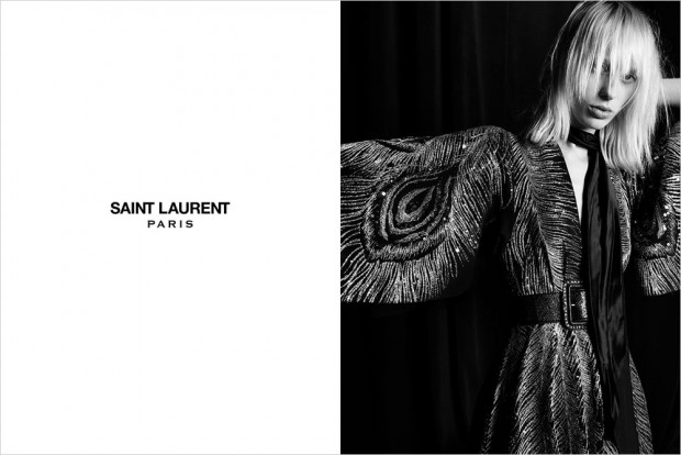 Saint Laurent Fall Winter 2016/2017 Ad Campaign