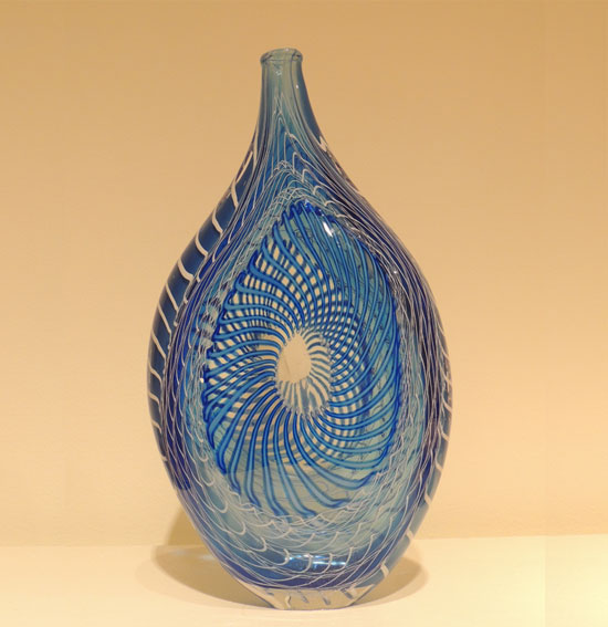 BLOWN-GLASS