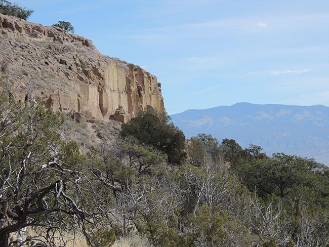 Puya-Cliffs