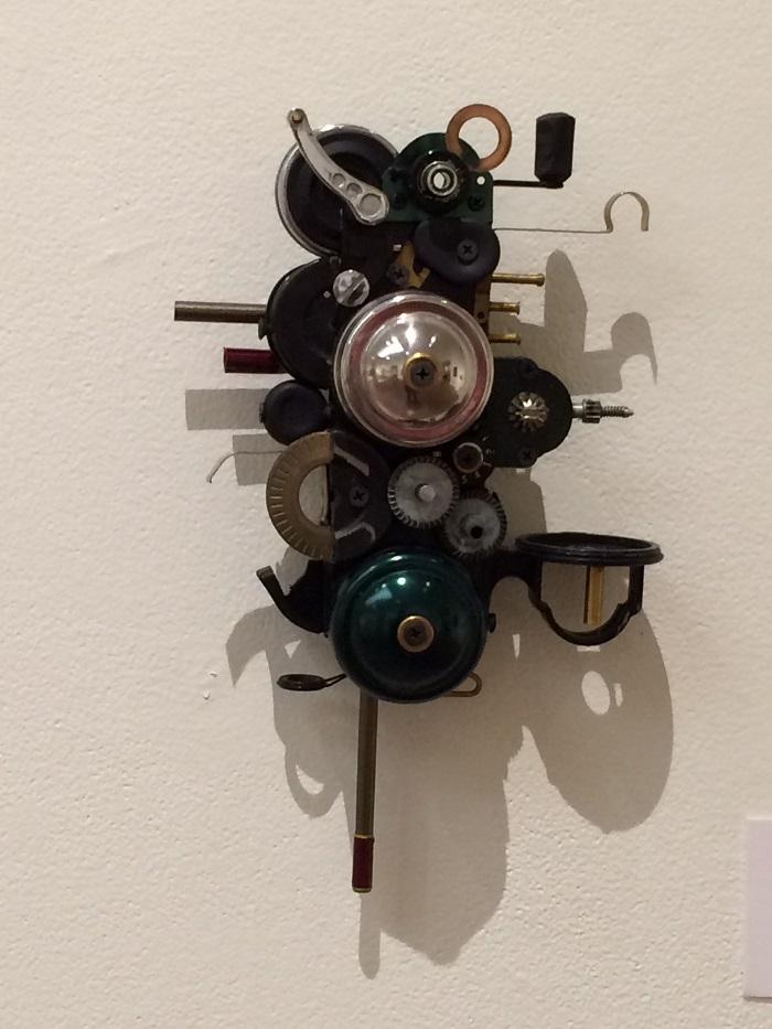 Sculpture at the art center