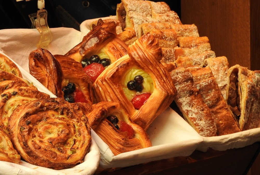 Pastry – Flaky and Delicious