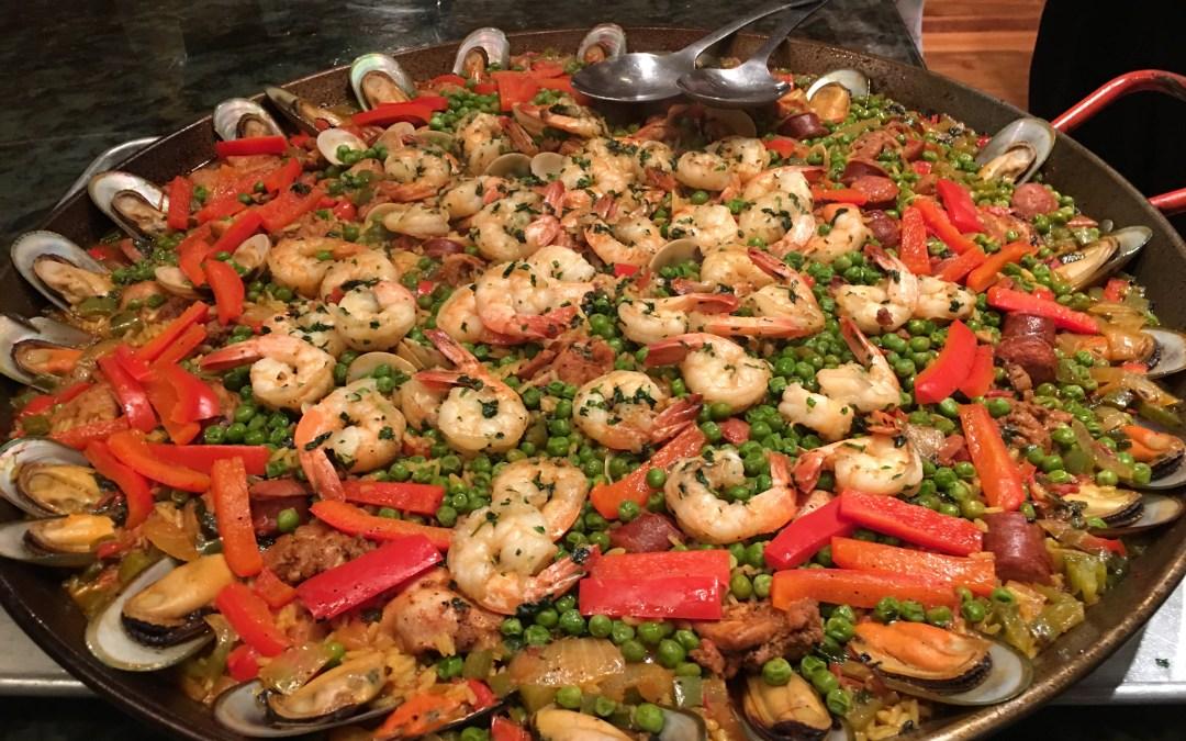 Chef Manuel's Paella