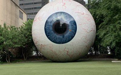 The Eye of Texas