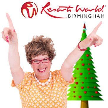 Resorts World Birmingham Christmas Show