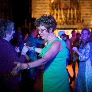 Polyester Fiesta at Brighton Fringe Fest - St Michaels Church