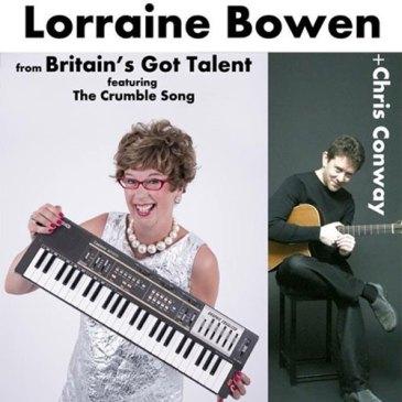 Lorraine Bowen + Chris Conway