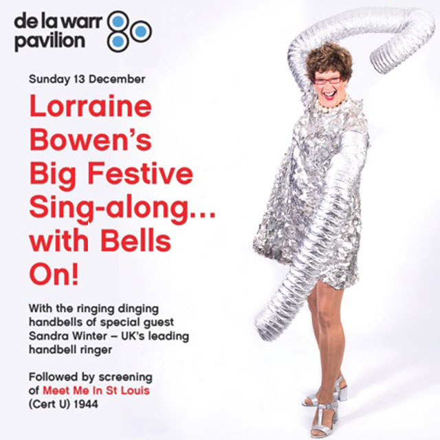 Lorraine Bowen's Big Festive Sing-along With Bells On!