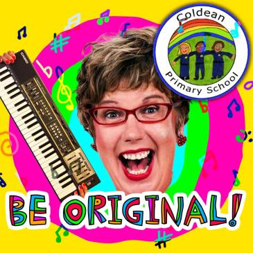 Be Original! with Lorraine Bowen @ Coldean Primary