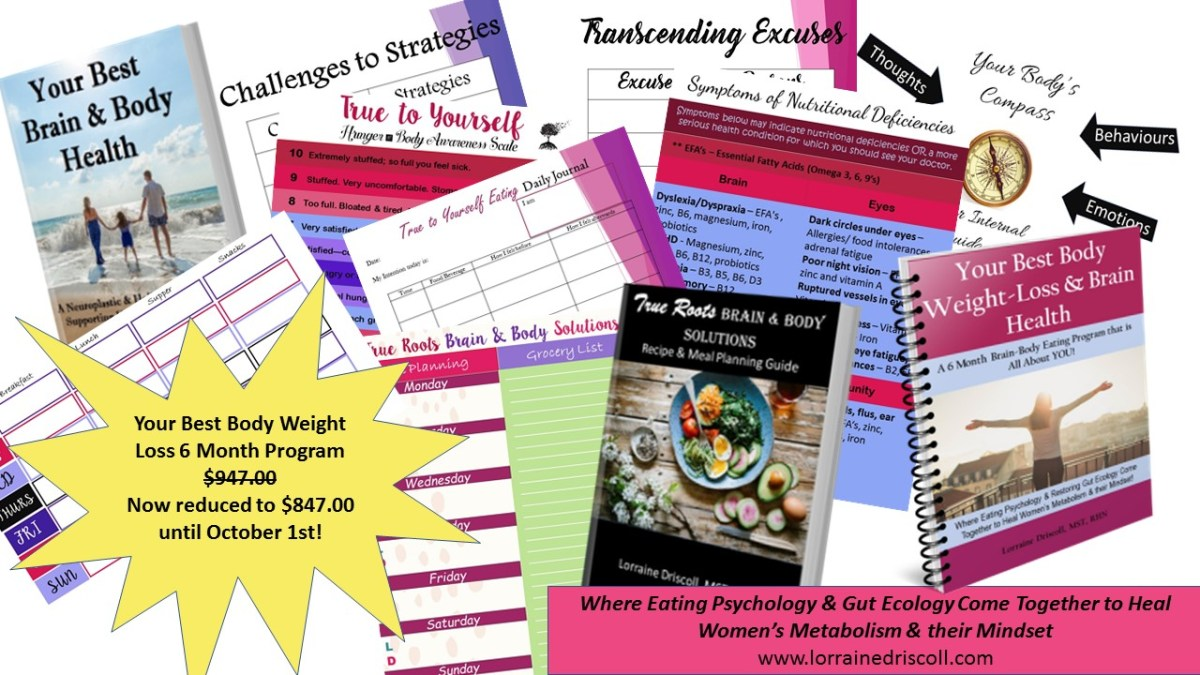 Your Best Body Weight-Loss: A Program to End Emotional Eating & Food Addiction