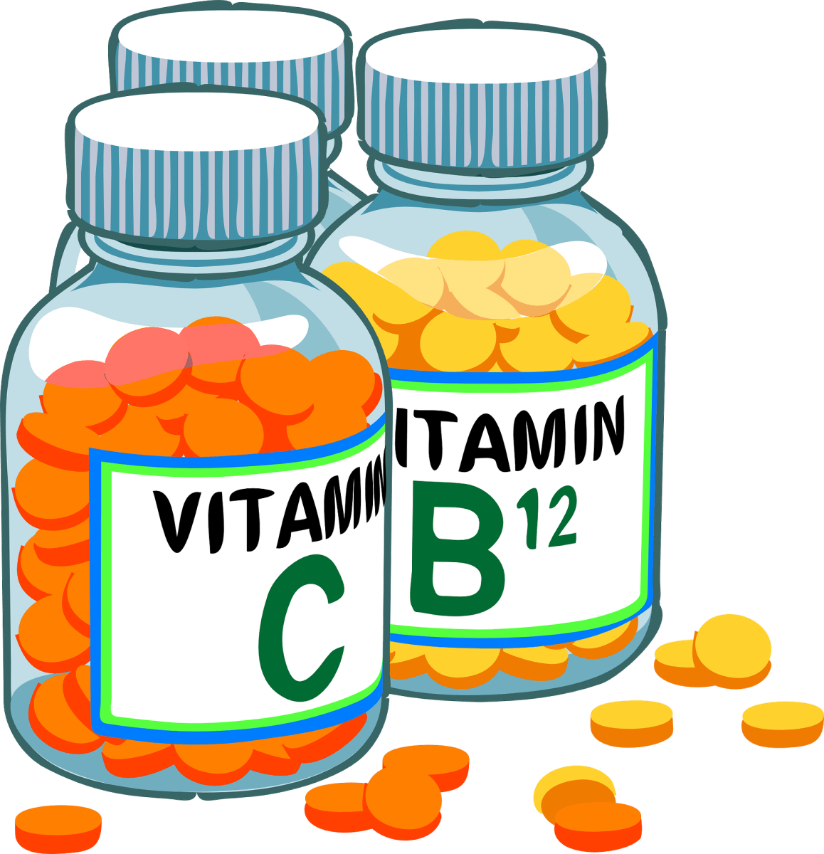 How B Vitamins Balance Your Child's Brain