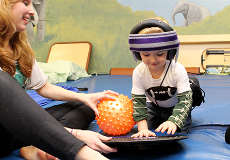 Brain Integration Therapy - iLs for ADHD, Autism, Learning, Speech & Reading Delays
