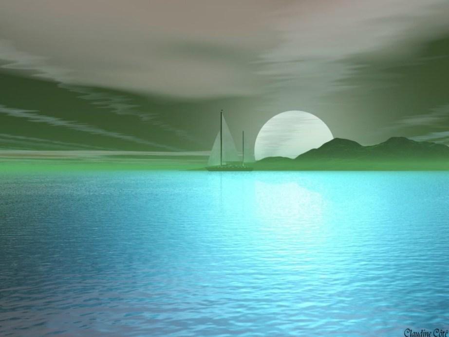 Pleine lune en Capricorne
