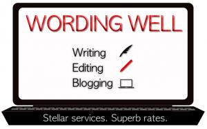Logo for Wording Well
