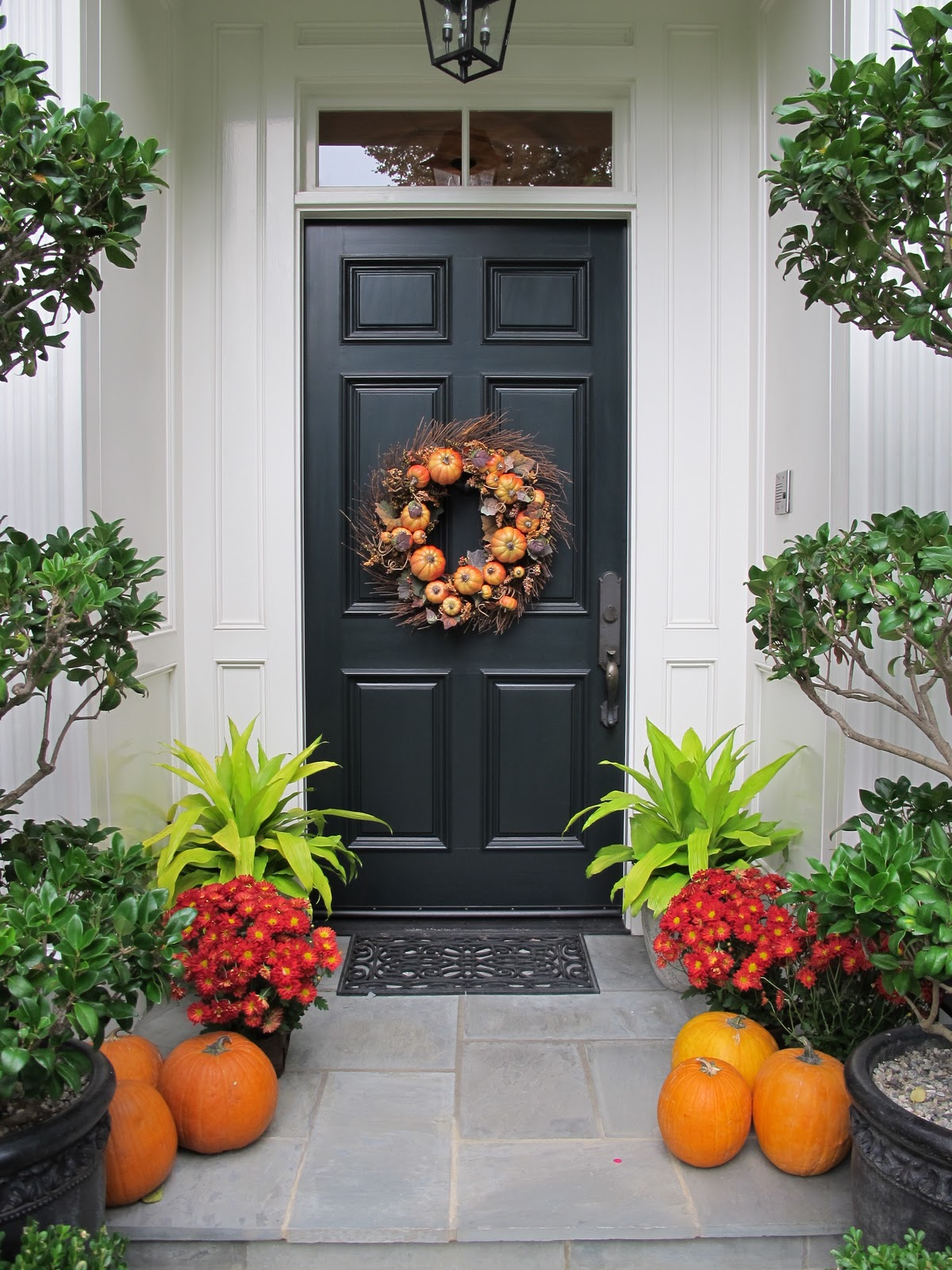 title | Fall Decor Front Door