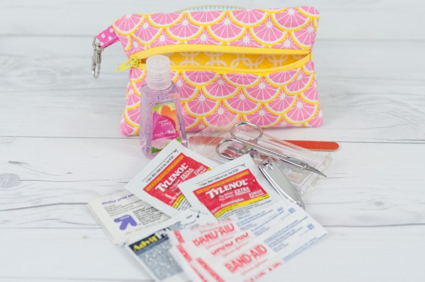 First Aid Travel Kit (3 of 3)