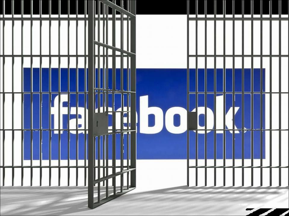 Image result for facebook jail
