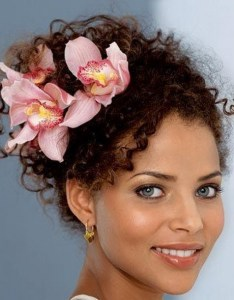 Wedding Hairstyles For Naturally Curly Hair » Amazing Hairstyle ...