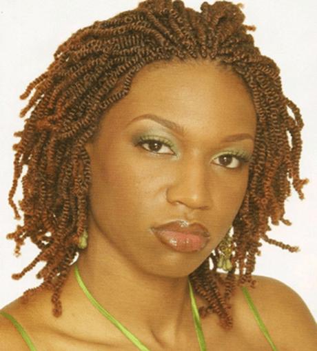 Nubian Twist Braids