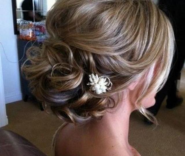 More Bridesmaid Updo Hairstyles