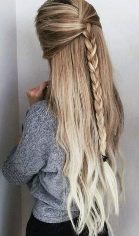 Easy pretty hairstyles 30 Cute And Easy Hairstyles To Make You Look More Beautiful     SloDive