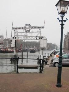 Der alte Hafen…