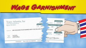 wage garnishment wage garnished