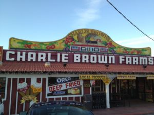 charlie browns littlerock ca