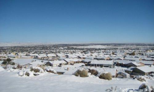 quartz hill ca snow